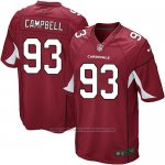 Camiseta Arizona Cardinals Campbell Rojo Nike Game NFL Hombre