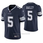 Camiseta NFL Limited Dallas Cowboys Dan Bailey Azul Vapor Untouchable