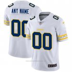 Camiseta NFL Limited Los Angeles Chargers Personalizada Team Logo Fashion Blanco