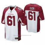 Camiseta NFL Game Arizona Cardinals Moubarak Djeri Blanco