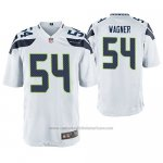 Camiseta NFL Game Seattle Seahawks Bobby Wagner Blanco