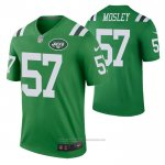 Camiseta NFL Legend New York Jets C.j. Mosley Color Rush Verde