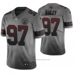 Camiseta NFL Kansas City Chiefs Allen Bailey Ciudad Gris