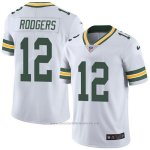 Camiseta NFL Limited Hombre Minnesota Vikings 12 Rodgers Blanco