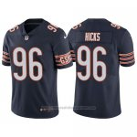Camiseta NFL Limited Chicago Bears Akiem Hicks Azul Vapor Untouchable
