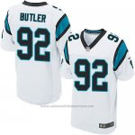 Camiseta Carolina Panthers Butler Blanco Nike Elite NFL Hombre