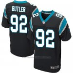 Camiseta Carolina Panthers Butler Negro Nike Elite NFL Hombre