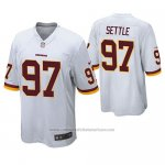 Camiseta NFL Game Washington Redskins Tim Settle Blanco