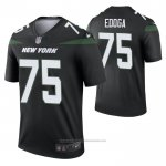Camiseta NFL Legend New York Jets Chuma Edoga Color Rush Negro