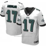 Camiseta Philadelphia Eagles Agholor Blanco Nike Elite NFL Hombre