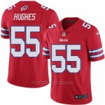 Camiseta Buffalo Bills Hughes Rojo Nike Legend NFL Hombre