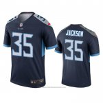 Camiseta NFL Legend Tennessee Titans Chris Jackson Azul