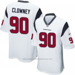 Camiseta Houston Texans Clowney Blanco Nike Game NFL Hombre