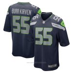 Camiseta NFL Game Seattle Seahawks Ben Burr Kirven Azul