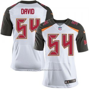Camiseta Tampa Bay Buccaneers David Blanco Nike Elite NFL Hombre