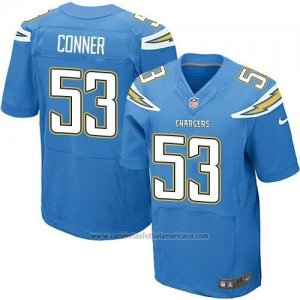 Camiseta San Diego Chargers Conner Azul Nike Elite NFL Hombre