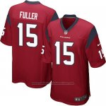 Camiseta Houston Texans Fuller Rojo Nike Game NFL Hombre
