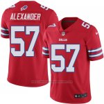 Camiseta Buffalo Bills Alexander Rojo Nike Legend NFL Hombre