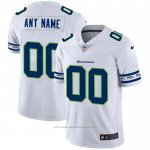 Camiseta NFL Limited Seattle Seahawks Personalizada Team Logo Fashion Blanco