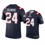 Camiseta NFL Legend New England Patriots Stephon Gilmore 2020 Azul