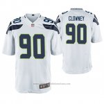 Camiseta NFL Game Seattle Seahawks Jadeveon Clowney Blanco