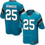 Camiseta Carolina Panthers Benwikere Lago Azul Nike Game NFL Nino