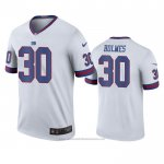 Camiseta NFL Legend New York Giants Darnay Holmes Blanco Color Rush