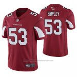 Camiseta NFL Limited Arizona Cardinals A. Q. Shipley Vapor Untouchable