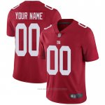 Camiseta NFL Legend New York Giants Personalizada Rojo