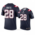 Camiseta NFL Legend New England Patriots James White Navy 2020