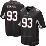 Camiseta Arizona Cardinals Campbell Negro Nike Game NFL Hombre