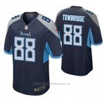 Camiseta NFL Game Hombre Tennessee Titans Keith Towbridge Azul