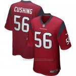 Camiseta Houston Texans Cushing Rojo Nike Game NFL Nino