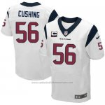 Camiseta Houston Texans Cushing Blanco Nike Elite NFL Hombre