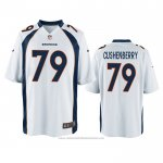 Camiseta NFL Game Denver Broncos Lloyd Cushenberry Blanco