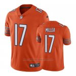 Camiseta NFL Limited Chicago Bears Anthony Miller Naranja Alternate Vapor Untouchable