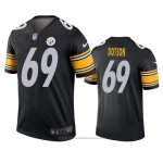 Camiseta NFL Legend Pittsburgh Steelers Kevin Dotson Negro