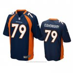 Camiseta NFL Game Denver Broncos Lloyd Cushenberry Azul