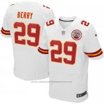 Camiseta Kansas City Chiefs Berry Blanco Nike Elite NFL Hombre