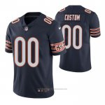 Camiseta NFL Legend Chicago Bears Personalizada Negro