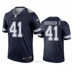 Camiseta NFL Legend Dallas Cowboys Reggie Robinson Ii Azul