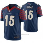 Camiseta NFL New England Patriots Chris Hogan Ciudad Azul