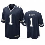 Camiseta NFL Game Dallas Cowboys Ben Dinucci Azul