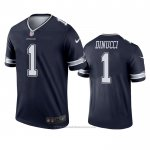 Camiseta NFL Legend Dallas Cowboys Ben Dinucci Azul