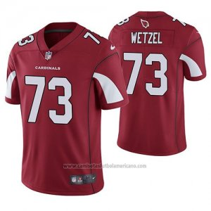 Camiseta NFL Limited Arizona Cardinals John Wetzel Vapor Untouchable