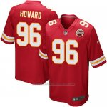 Camiseta Kansas City Chiefs Howard Rojo Nike Game NFL Nino
