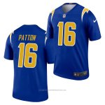 Camiseta NFL Legend Los Angeles Chargers Andre Patton Alterno Rojo