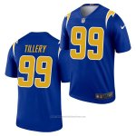 Camiseta NFL Legend Los Angeles Chargers Jerry Tillery Alterno Rojo