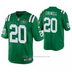 Camiseta NFL Legend New York Jets Isaiah Crowell Verde Color Rush