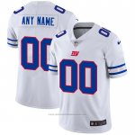 Camiseta NFL Limited New York Giants Personalizada Team Logo Fashion Blanco